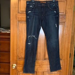 Joe's size 32 easy fit straight jeans size 32